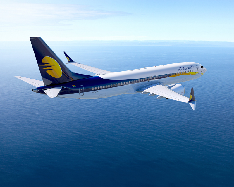 Jet Airways (India), Jet Airways (India), Portal Aviação Brasil