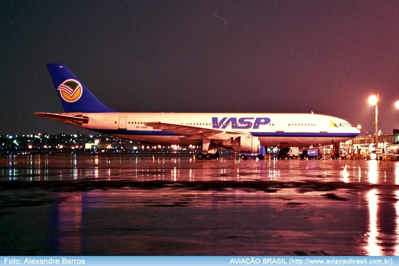 Airbus; Airbus A300B2; Airbus A300B4; Airbus A300-600;, Airbus A300, Portal Aviação Brasil