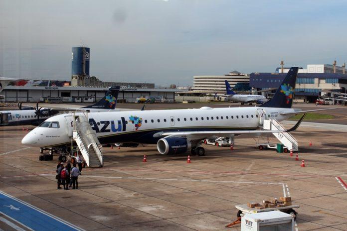 , Azul em Feira de Santana, Portal Aviação Brasil