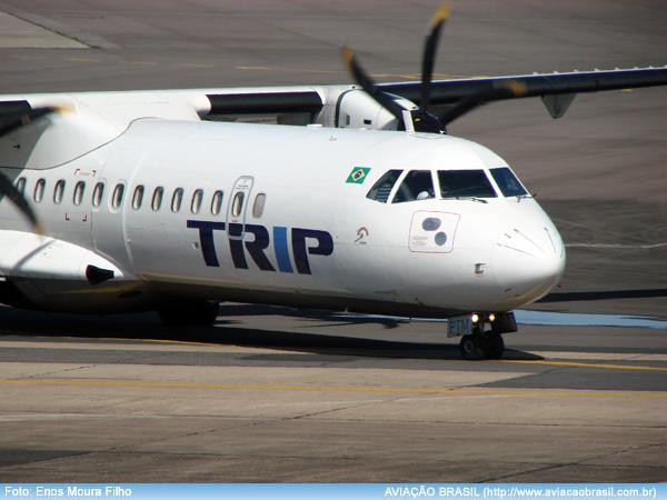TRIP Linhas Aéreas - ATR