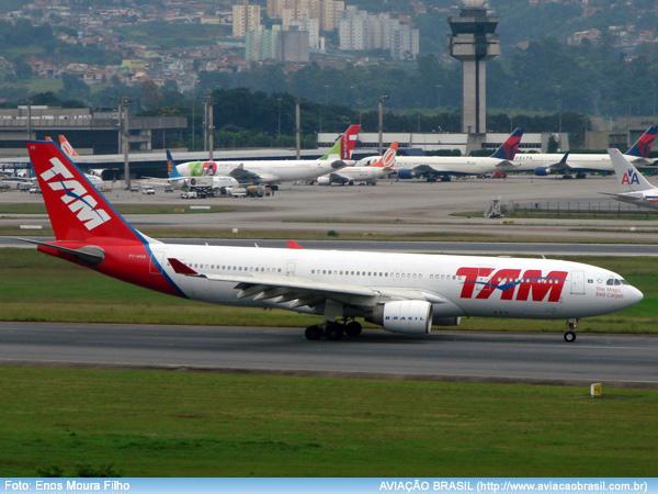 , TAM lança voo para Barcelona, Portal Aviação Brasil