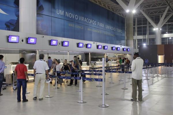 Check-in rápido das aéreas nacionais, Check-in rápido das aéreas nacionais, Portal Aviação Brasil