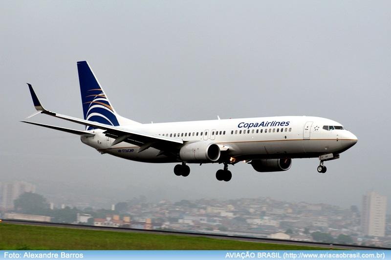 Copa Airlines, Copa Airlines deixando Fortaleza, Portal Aviação Brasil