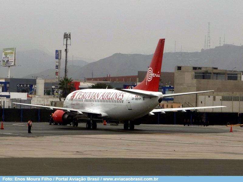 , Peruvian Airlines (Peru), Portal Aviação Brasil