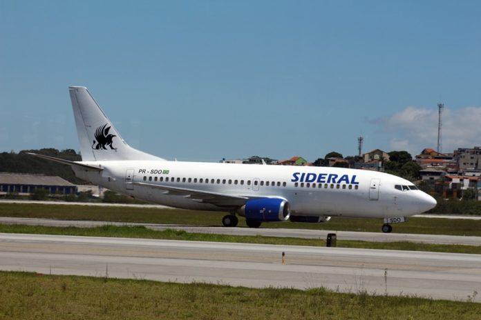 Sideral, Sideral Air Cargo (Brasil), Portal Aviação Brasil