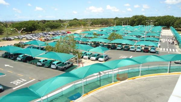 aeroporto de joão pessoa, Aeroporto de João Pessoa recebe melhorias  no estacionamento de veículos, Portal Aviação Brasil