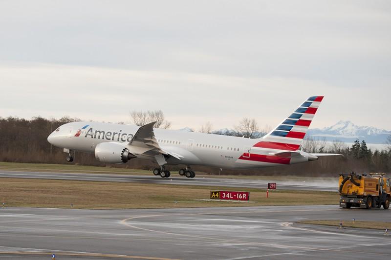 , American também operará com 787-8 em São Paulo, Portal Aviação Brasil