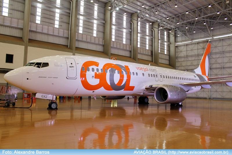 , Gol apresenta nova identidade visual, Portal Aviação Brasil