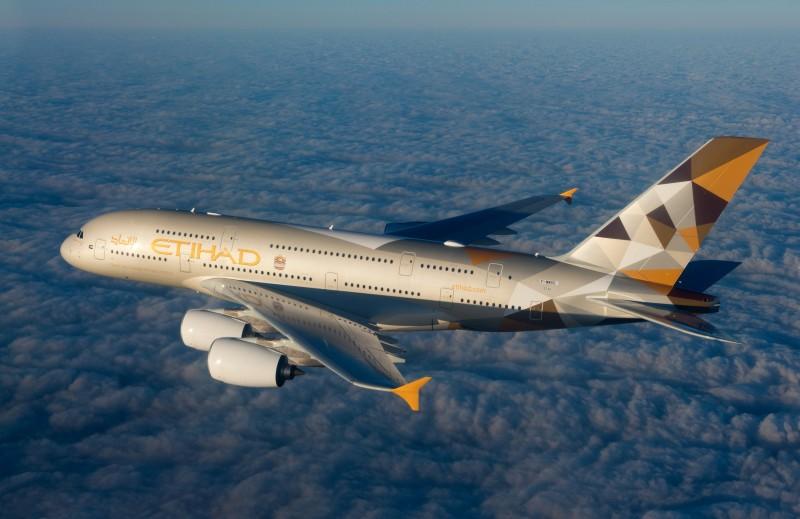 Etihad Airways (Emirados Arabes Unidos), Etihad Airways (Emirados Arabes Unidos), Portal Aviação Brasil