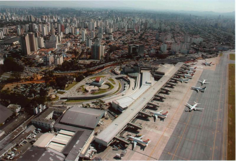 Congonhas, Congonhas é o 2º megahub mais pontual do mundo, Portal Aviação Brasil