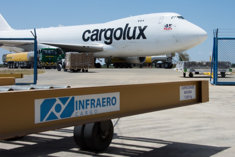 Cargolux, Cargolux (Luxemburgo), Portal Aviação Brasil