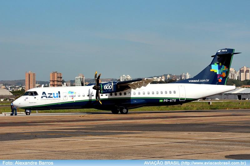 , Porto Alegre – Montevidéu com a Azul, Portal Aviação Brasil