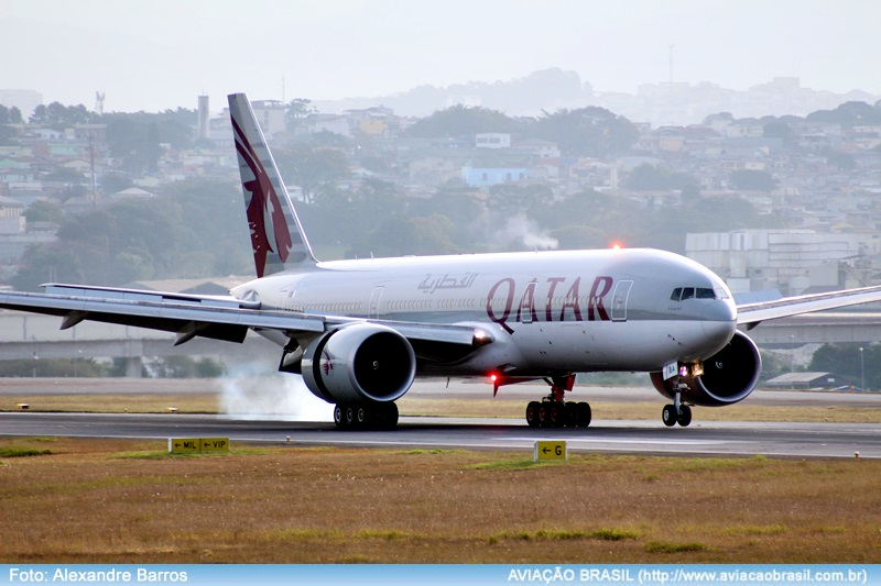 , Boeing lança pacote de melhoria de desempenho do Boeing 777, Portal Aviação Brasil