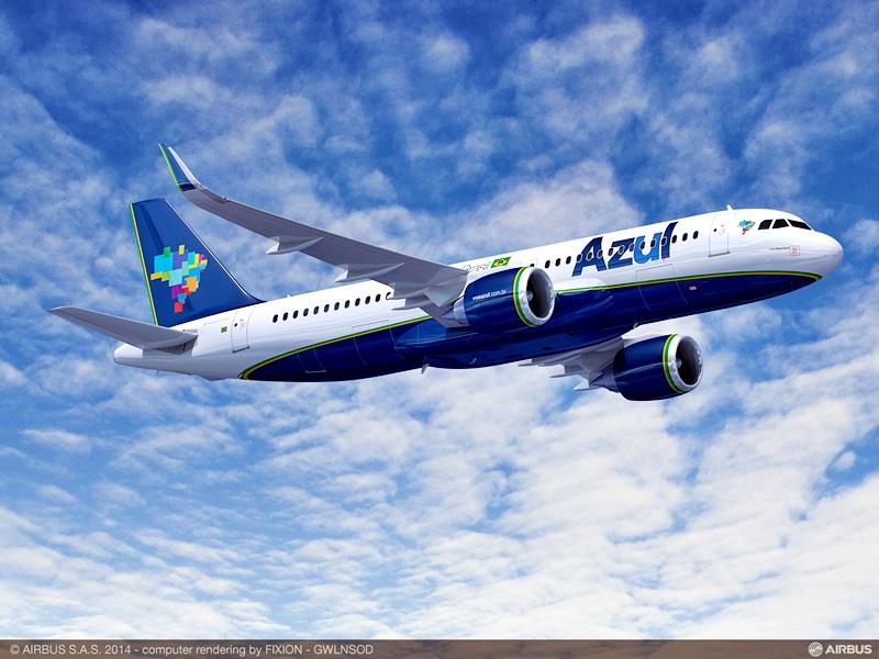 , Azul Linhas Aéreas sedia primeiro centro de treinamento da Airbus no Brasil, Portal Aviação Brasil