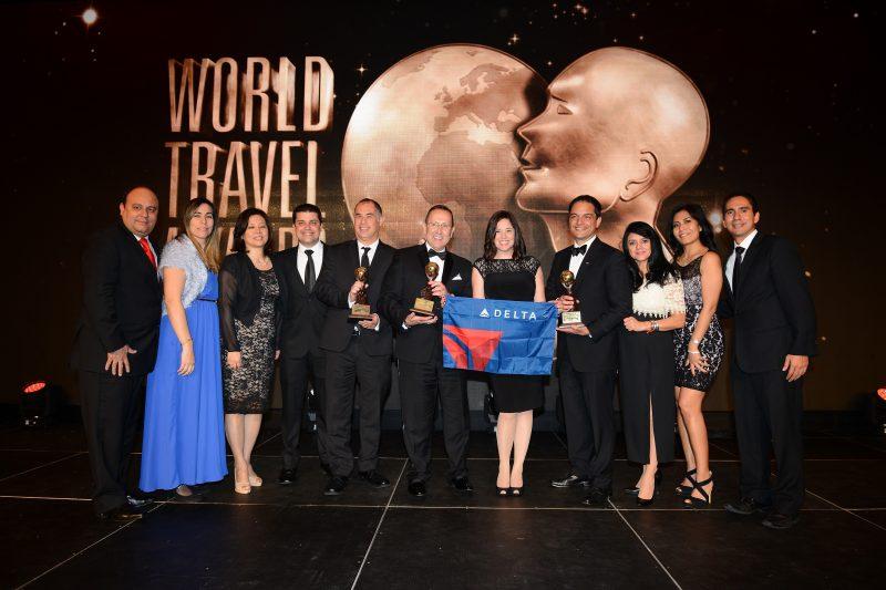, Delta recebe três World Travel Awards pelo segundo ano consecutivo, Portal Aviação Brasil