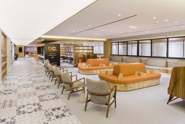 GOL inaugura nova sala VIP no aeroporto de Guarulhos, GOL inaugura nova sala VIP no aeroporto de Guarulhos, Portal Aviação Brasil