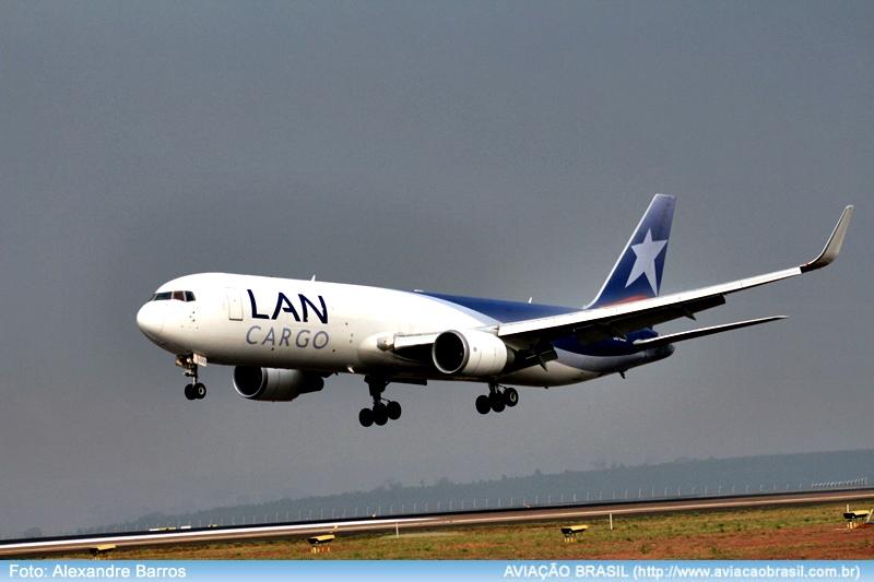 Latam Cargo Chile, Latam Airlines Cargo (Chile), Portal Aviação Brasil