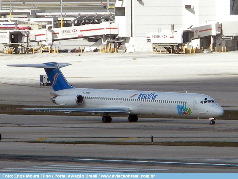 , InselAir Aruba (Aruba), Portal Aviação Brasil