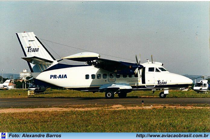 Let 410 Team Linhas Aéreas