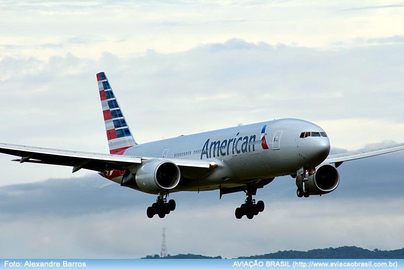 , American Airlines com classe Premium Economy no RJ e em SP, Portal Aviação Brasil