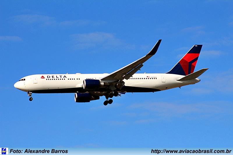 delta airlines;, Delta Airlines celebra 20 anos de Brasil, Portal Aviação Brasil