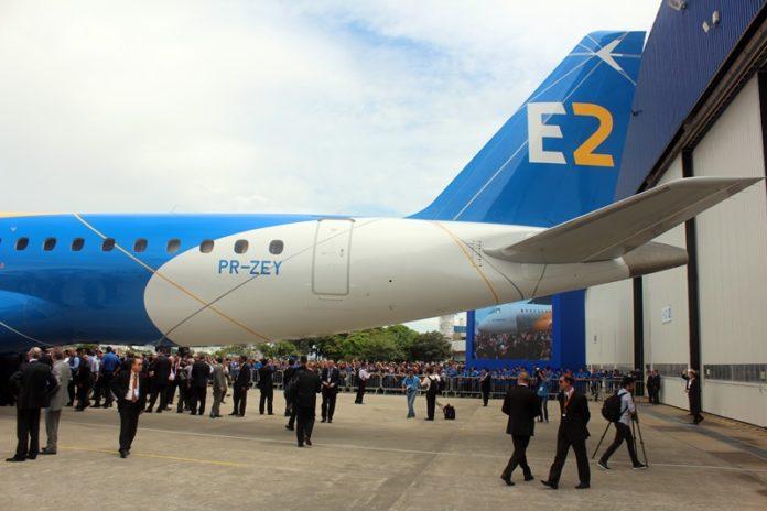 Embraer, Como será a demanda de jatos até 150 assentos na China, segundo a Embraer?, Portal Aviação Brasil