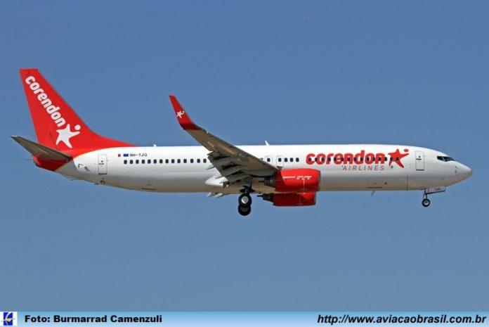 Corendon, Corendon Airlines é contratada para fazer Guarulhos – Curaçao, Portal Aviação Brasil