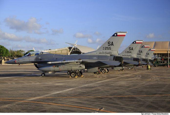 , Força Aérea dos Estados Unidos participam da Cruzex 2018, Portal Aviação Brasil