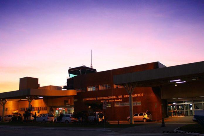 , Infraero ampliará o aeroporto de Navegantes, em Santa Catarina, Portal Aviação Brasil