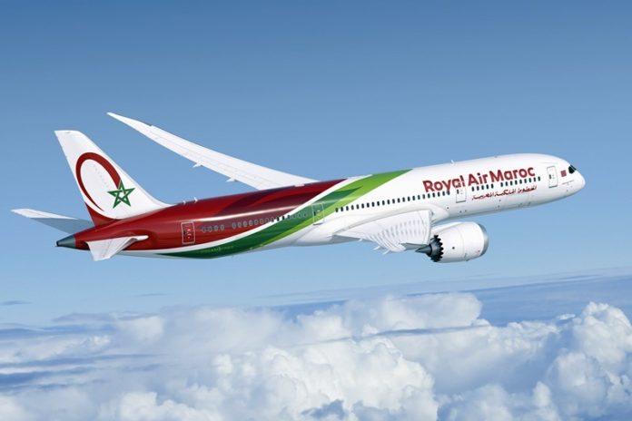 , Royal Air Maroc recebe Boeing 787-9 que voará para São paulo, Portal Aviação Brasil