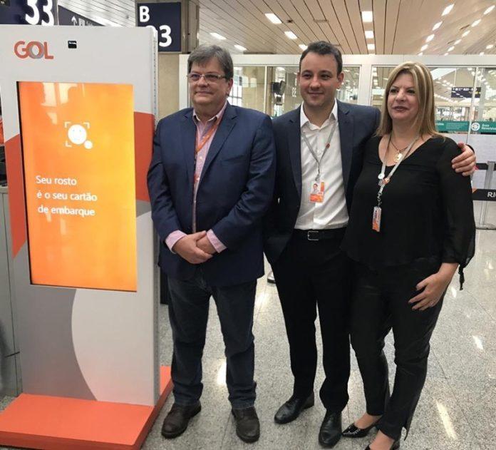 Biometria, Embarque por biometria facial já é realidade do Brasil, Portal Aviação Brasil
