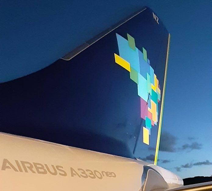 Orlando, Azul realiza primeiro voo internacional com o Airbus A330neo, Portal Aviação Brasil